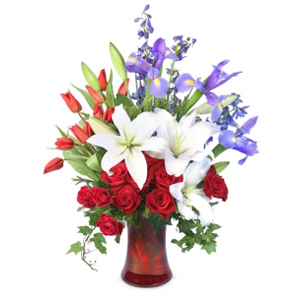Order Liberty Bouquet flowers