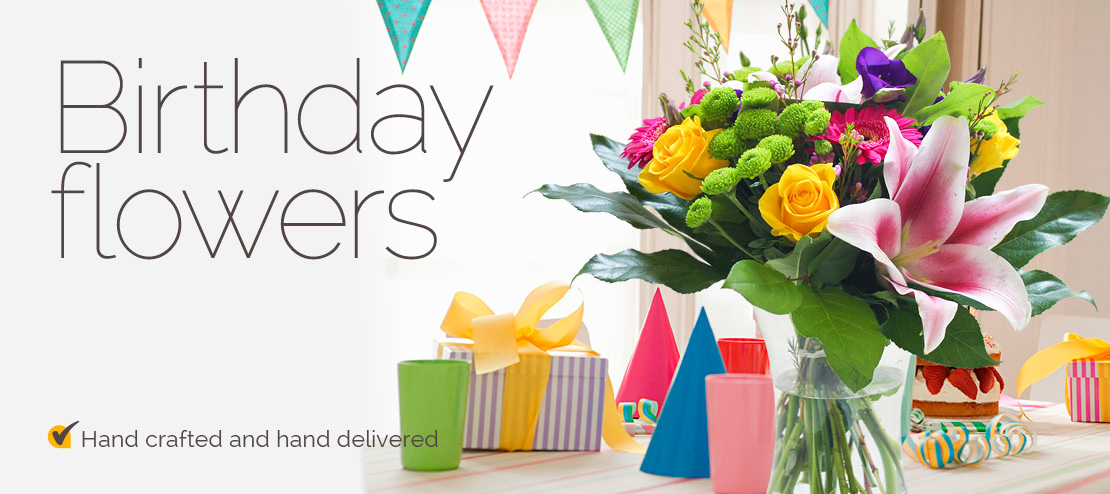 Birthday Flower Delivery Canada Send Same Day Flowers With A