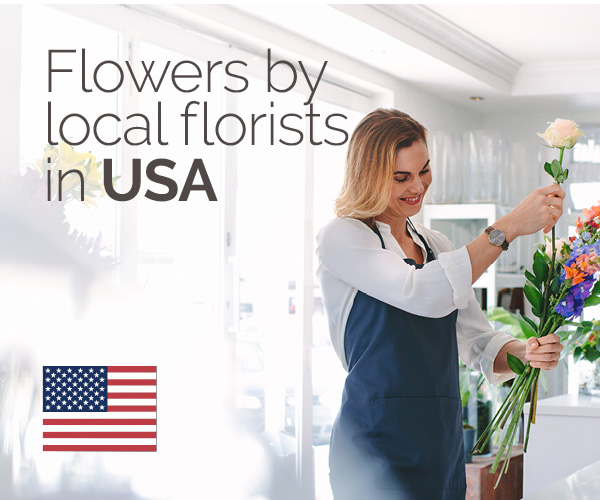 Flower shops USA