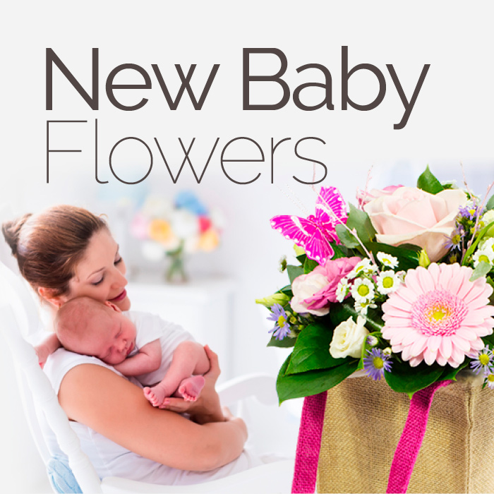 Send New Baby Flowers