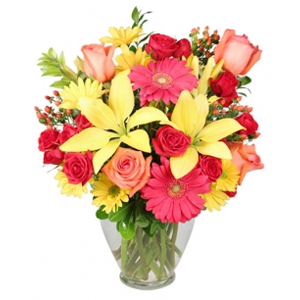 Order Happy Vase