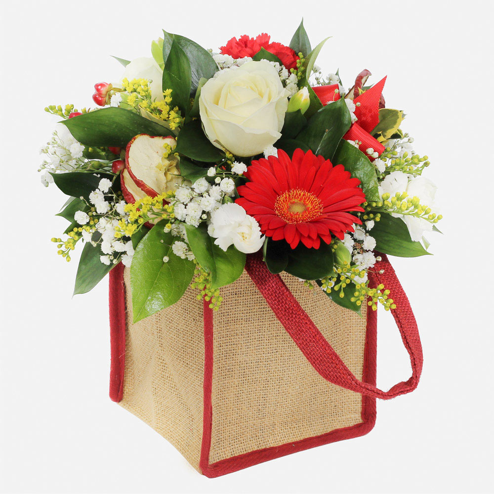 Christmas Flower Delivery In Canada By Local Canadian Florists